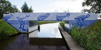 Hotspots langs de Friese Elfstedentocht route