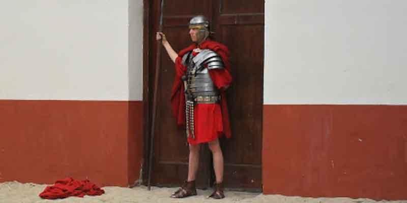 Uitstapje Romeinen