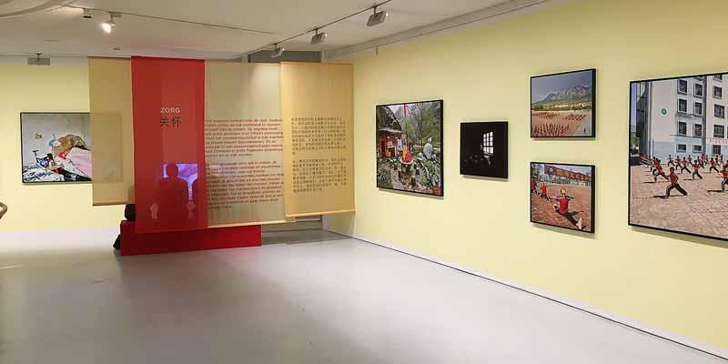 Ruben Terlou in Museum Hilversum