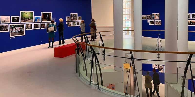 De Zilveren Camera tentoonstelling in Museum Hilversum aan de Kerkbrink