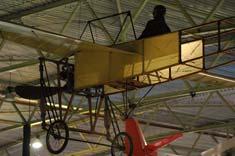 Het Aviodrome bij Lelystad in  Flevoland laat de luchtvaarthistorie herleven