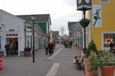 Outlet Shopping center Batavia Stad