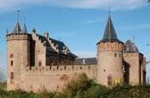 Uitstapje kastelen en paleizen Nederland