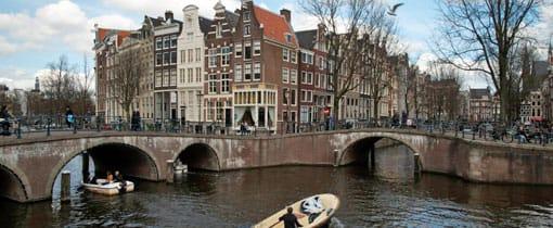 Langs de Amsterdamse grachten, maar er valt nog zoveel meer te ontdekken