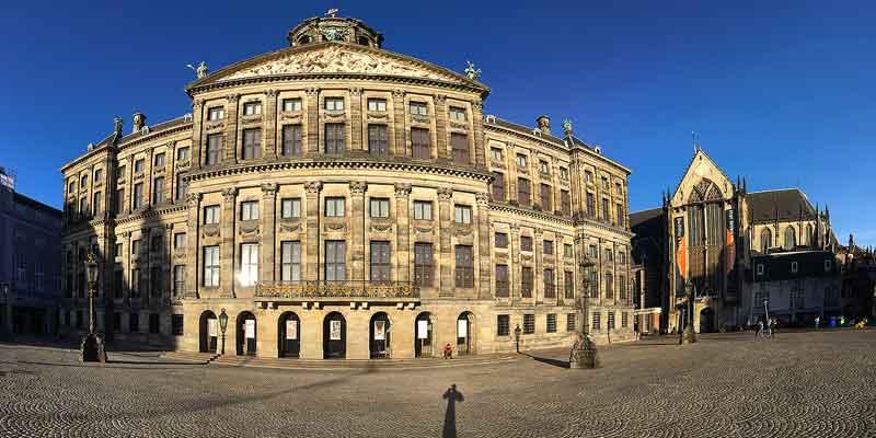 Koninklijk Paleis op De Dam