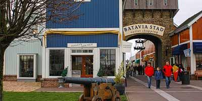 Leuke uitstapjes Bataviastad Outlet Shopping