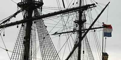 Batavia scheepswerf Lelystad