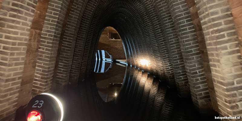 Rondvaart over de Binnendieze in Den Bosch