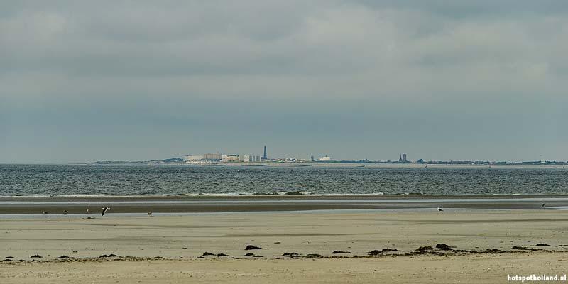 Het eiland Borkum. Welkom op het Duitse Wad
