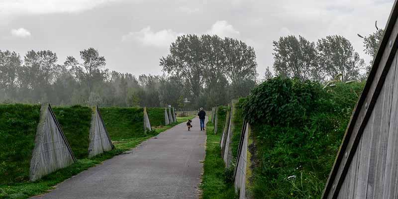 Buitenschot Land Art Park Hoofddorp