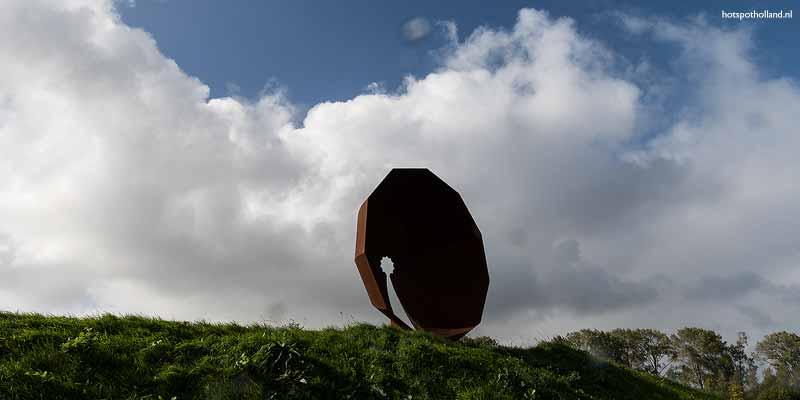 Buitenschot Land Art Park in Hoofddorp