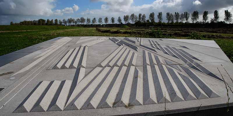 Buitenschot Land Art Park Maquette