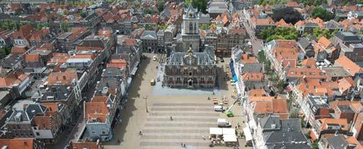 Dagje uit of weekendje weg Delft