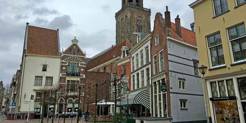 Stedentrip in Deventer