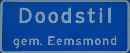 Doodstil in Groningen en andere gekke plaatsnamen in Nederland
