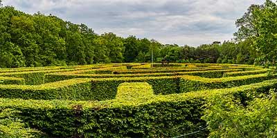 Leuke uitstapjes Grootste doolhof Nederland