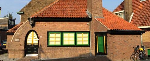 Dudok Politiepost Hilversum