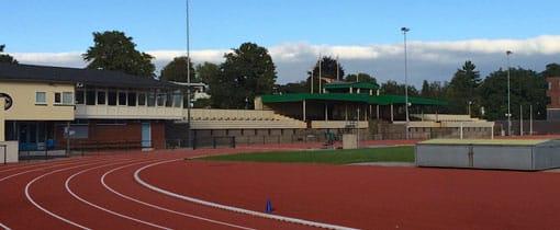 Tribune sportpark Hilversum