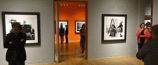 Foam fotografiemuseum in Amsterdam