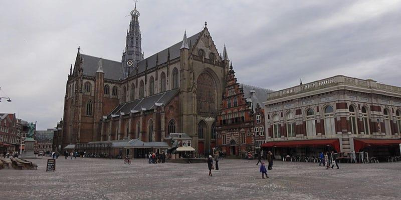 St. Bavo kerk Haarlem