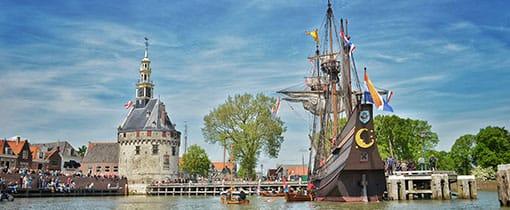 De Halve Maen in Hoorn (Foto: Westries Museum)