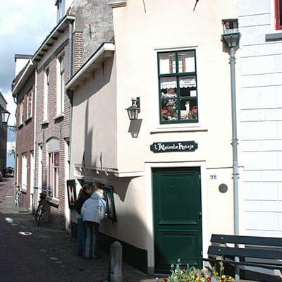 Kleinste huisje Nederland
