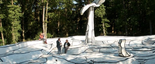 Jardin d'émail Hoge Veluwe