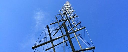 Needle tower Hoge Veluwe