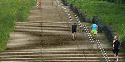 Langste trap van Nederland