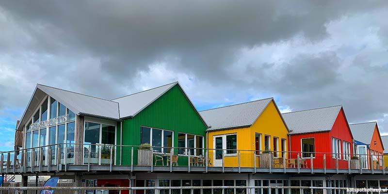 Lauwersoog haven
