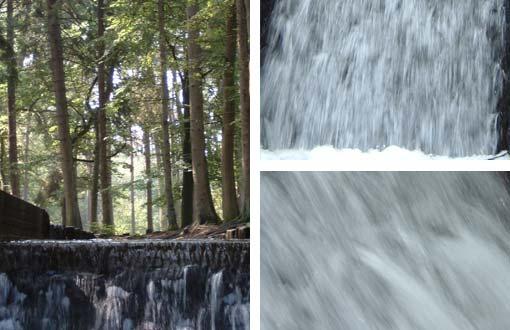 De Vrijenbergspreng, de hoogste waterval van Nederland