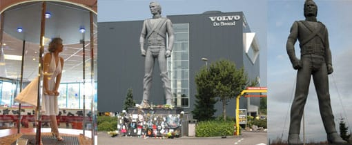 Michael Jackson, de King of Pop in Nederland, omgeving van Best, Brabant
