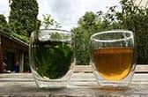 High tea in de Millinger Theetuin