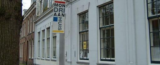 Het Mondriaanhuis in Amersfoort