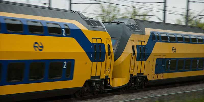 De mooiste treinreizen Nederland