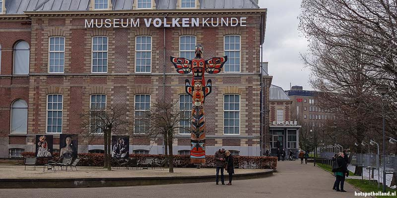 Museum Volkenkunde in Leiden