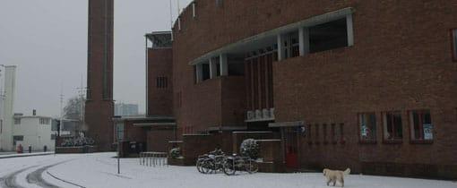 Het Olympisch Stadion in Amsterdam