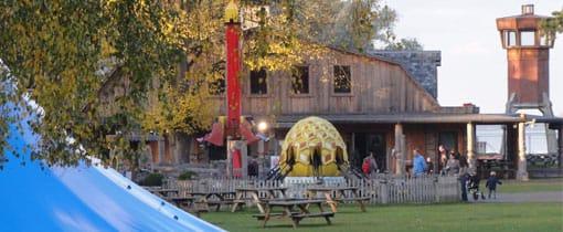 Speelpark Oud Valkeveen Huizen