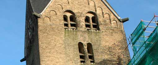 Scheefste toren Nederland