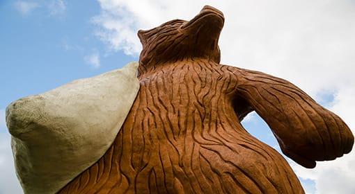 De Staalmanbeer in Amsterdam-West