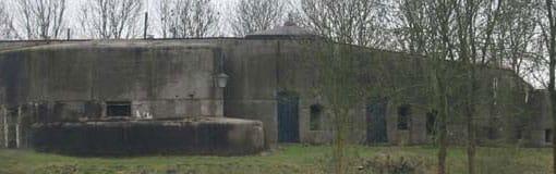 Fort Uithoorn Stelling van Amsterdam