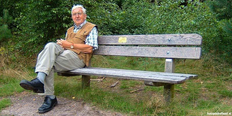 Genieten van de rust op Het Stilste Plekje van Nederland. Toch weet hij een stillere plek. Zijn tip: De Boschplaat op Terschelling. Afgezien van het ruisen van de zee en de wind is het daar écht stil