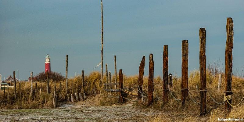 Rondje vuurtoren op Texel