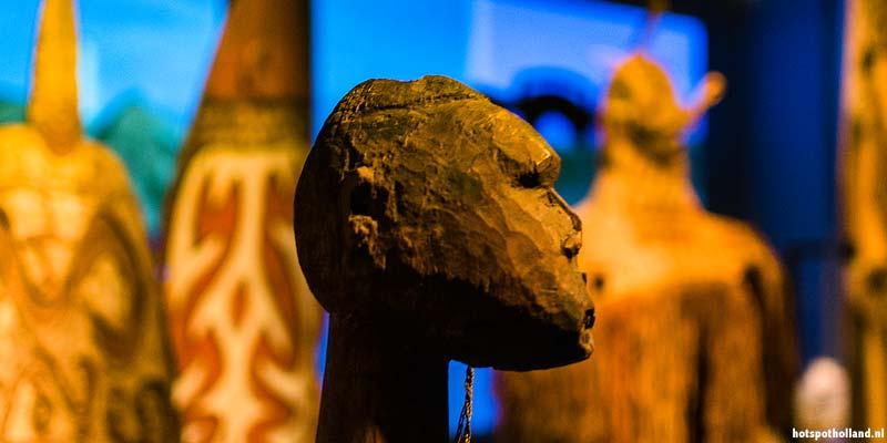 Het Tropenmuseum in Amsterdam