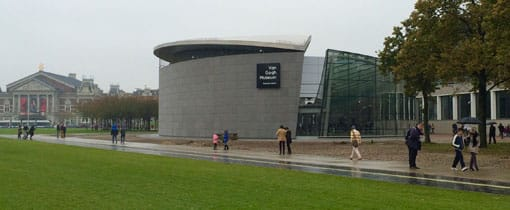 In 2015 kreeg het museum aan het museumplein een geheel vernieuwde entree