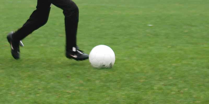 In het Voetbal Experience draait alles om voetballen