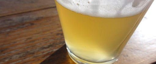 Een lekker biertje