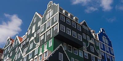 Het Zaanse Huisjes hotel